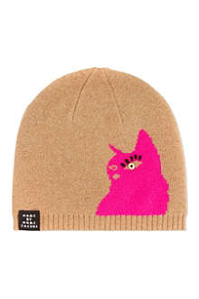 MARC BY MARC JACOBS Cat beanie hat