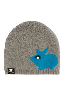 MARC BY MARC JACOBS Rabbit beanie hat