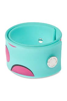 MARC BY MARC JACOBS Polka-dot slap bracelet