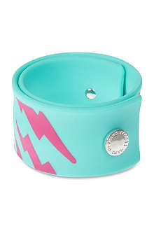 MARC BY MARC JACOBS Lightning bolt slap bracelet