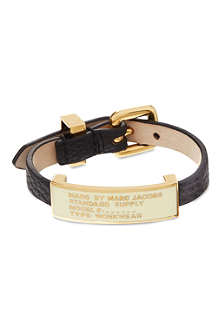 MARC BY MARC JACOBS Standard Supply leather cuff