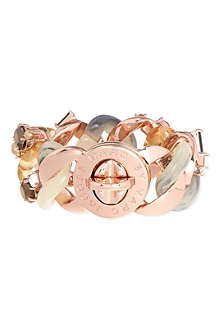 MARC BY MARC JACOBS Exploded chain bracelet