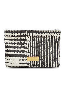 MARC BY MARC JACOBS Blurred dot clutch