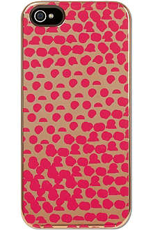 MARC BY MARC JACOBS Lynne print iPhone 5 case