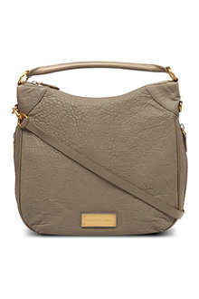 MARC BY MARC JACOBS Billy Washed Up leather hobo