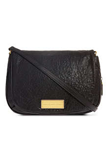 MARC BY MARC JACOBS Washed Up The Nash leather shoulder bag