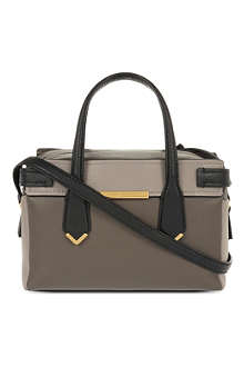 MARC BY MARC JACOBS Hail To The Queen Liz leather satchel