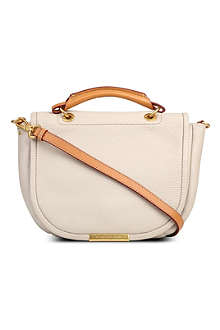 MARC BY MARC JACOBS Softy saddle shoulder bag