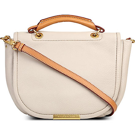 MARC BY MARC JACOBS Softy saddle shoulder bag (Papyrus