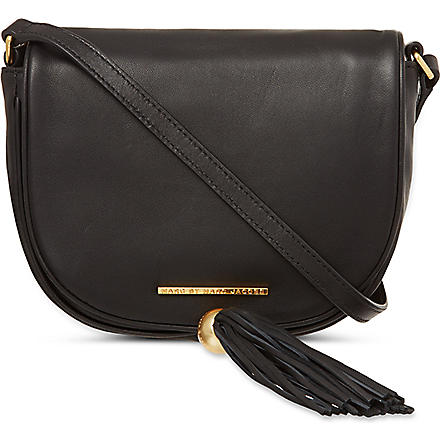 MARC BY MARC JACOBS Gig hincy cross-body bag (Black