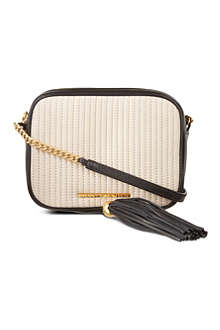 MARC BY MARC JACOBS Mossheart quilted cross-body bag