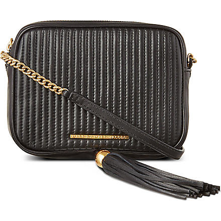 MARC BY MARC JACOBS Quilted clutch (Black