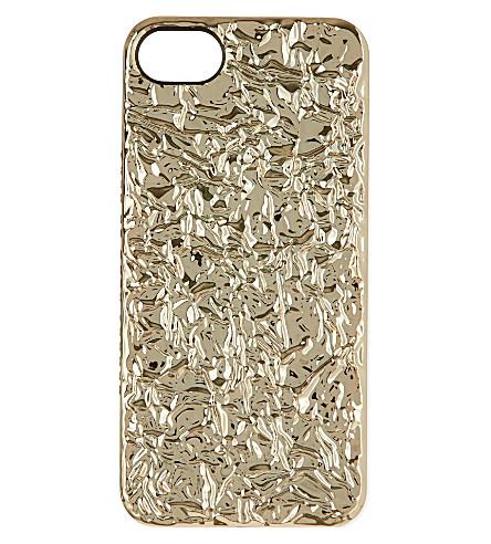 Rose Gold Foil Rose Gold Foil Iphone Case