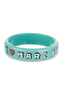 MARC BY MARC JACOBS I heart Marc bangle