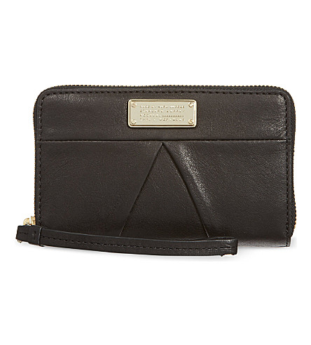 MARC BY MARC JACOBS Marchive Mildred wallet (Black
