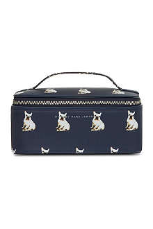 MARC BY MARC JACOBS Pets travel cosmetic case