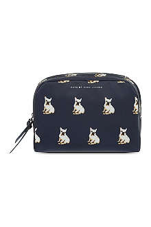 MARC BY MARC JACOBS Pets small cosmetic bag