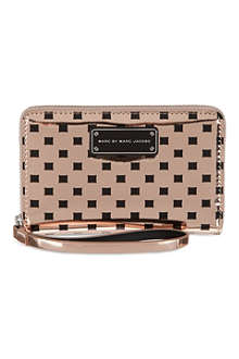 MARC BY MARC JACOBS Techno print wallet