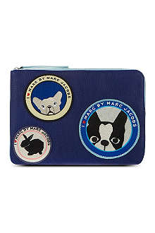 MARC BY MARC JACOBS Patch pouch