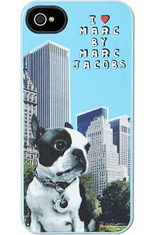 MARC BY MARC JACOBS Olive iPhone case