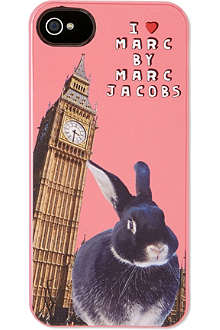 MARC BY MARC JACOBS Katie stickers iPhone case