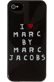 MARC BY MARC JACOBS I Heart Marc Jacobs phone case