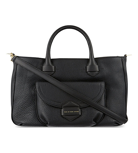 MARC BY MARC JACOBS Half Pipe tote (Black
