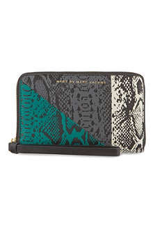 MARC BY MARC JACOBS Snake Mildred wallet