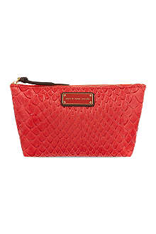 MARC BY MARC JACOBS Jellysnake cosmetic bag
