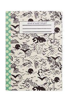 MARC BY MARC JACOBS Doodle Dots iPad case