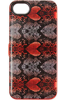 MARC BY MARC JACOBS Snake Heart iPhone 5 case