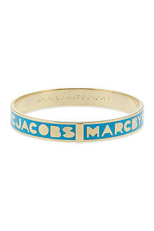 MARC BY MARC JACOBS Classic logo bangle
