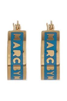 MARC BY MARC JACOBS Classic huggie hoops
