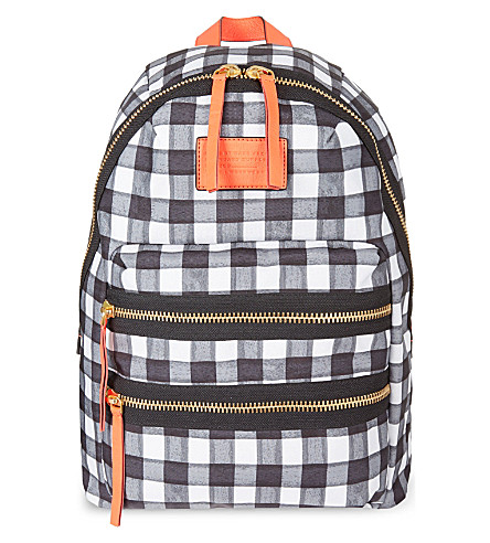 MARC BY MARC JACOBS Domo Arigato backpack (Black/multi