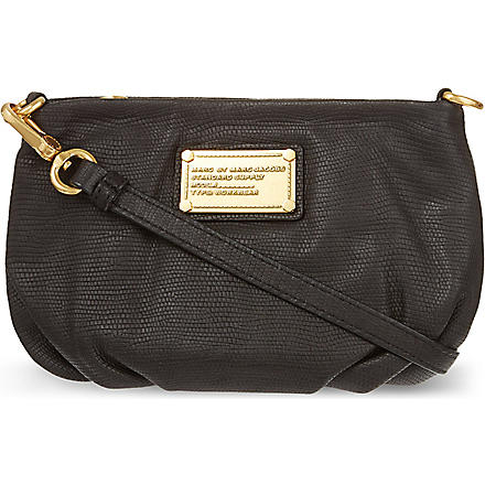 MARC BY MARC JACOBS Classic Q Percy bag (Black
