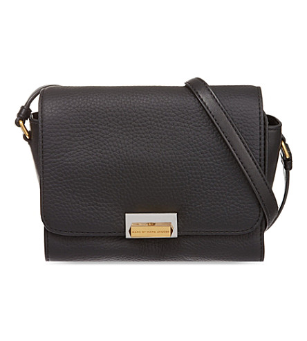 MARC BY MARC JACOBS In The Grain Jessica cross-body bag (Black