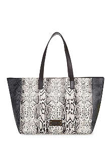 MARC BY MARC JACOBS Snake print tote
