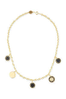 MARC BY MARC JACOBS Classic collect charms necklace