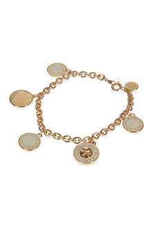 MARC BY MARC JACOBS Classic collect charm bracelet