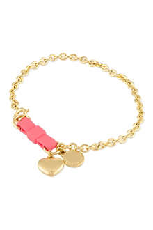 MARC BY MARC JACOBS Lost & Found heart bracelet