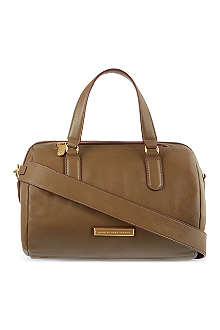 MARC BY MARC JACOBS Luna leather satchel