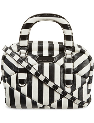 MARC BY MARC JACOBS Turn Around small satchel