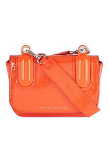 MARC BY MARC JACOBS Ball & Chain patent leather cross-body bag