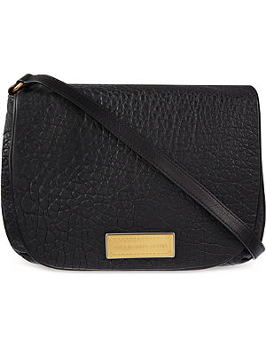 MARC BY MARC JACOBS Washed Up Nash leather cross-body bag