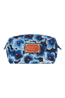 MARC BY MARC JACOBS Floral cosmetics bag