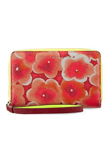 MARC BY MARC JACOBS Floral sophisticato purse