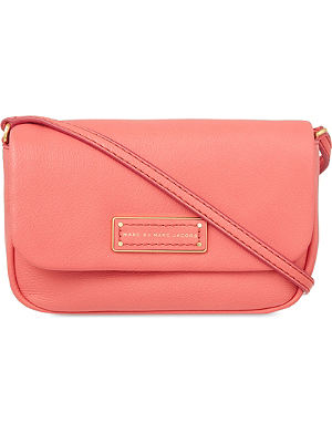 MARC BY MARC JACOBS Too hot to handle Sofia leather cross-body bag