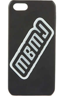 MARC BY MARC JACOBS MBMJ patch iPhone case