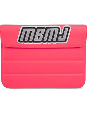 MARC BY MARC JACOBS Logo mini tablet case