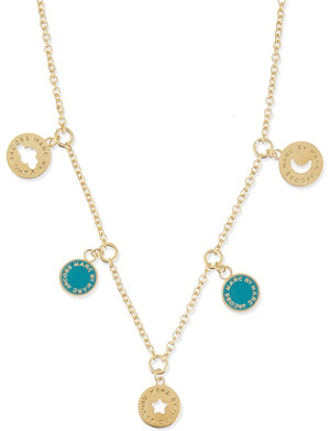 MARC BY MARC JACOBS Cosmic Coins necklace